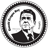 Ronald Reagan Day February