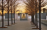FDR Four Freedoms Park on Roosevelt Island.