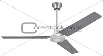 Three-Blade Ceiling Fan