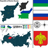 Republic of Komi, Russia