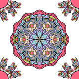seamless ornament mandala