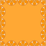 Background, oranges