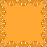Background, oranges