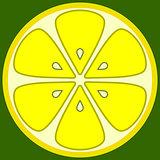 Lemon segment