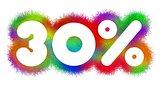 Thirty percent Title