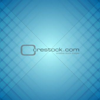 Bright blue tech abstract background