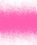 graffiti effect winter gradient background in pink white