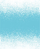 blue graffiti effect winter gradient background