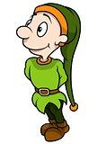 Green Dwarf Standing