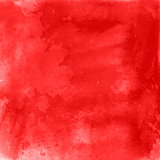 Red watercolour background