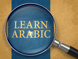 Learn Arabic Concept through Magnifier.