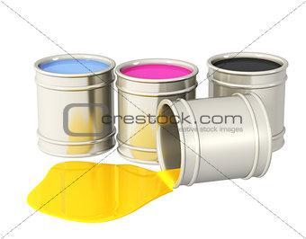 Palette CMYK