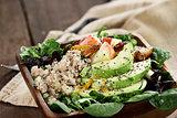 Avocado and Apple Salad