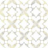 Vintage ornamental seamless pattern. Vector illustration, EPS10