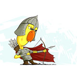 chicken archer ready to action