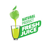 logo of fresh juice
