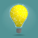 polygon lightbulb network