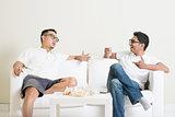 Men talk concept