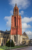 Sint Janskerk in the historical center of  Maastricht