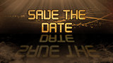 Gold quote - Save the date