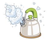Kettle boil