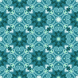 Seamless pattern hand drawn background