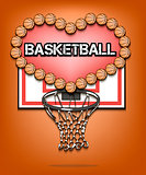 Love of basketbal