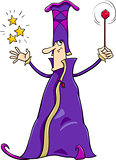 wizard character cartoon