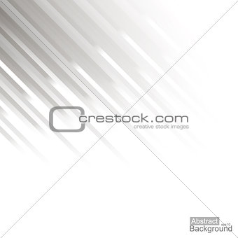 Abstract background. White striped copyspace.