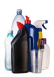 Recycle the plastics
