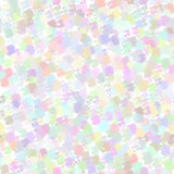 Seamless Background, Blurred Confetti