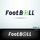 simple football logo