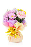 Colorful flowers bouquet