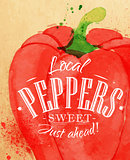 Poster pepper