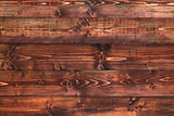 Rustic brown red wood background