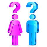 Understand Men and Women Concept