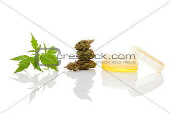 Cannabis cream.