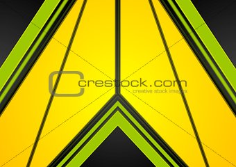 Bright abstract corporate tech background