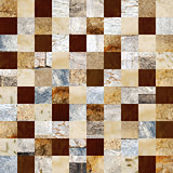 Seamless background with marble and stone patterns