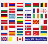 simple flags