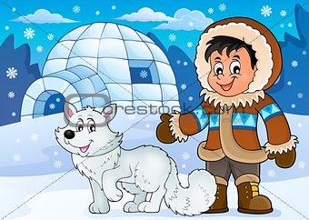 Arctic theme image 1