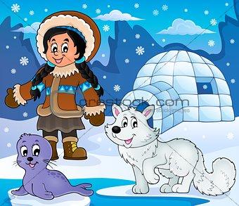 Arctic theme image 2