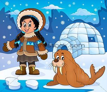 Arctic theme image 4