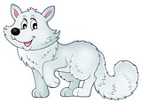 Polar fox theme image 1