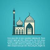 Religion mosque
