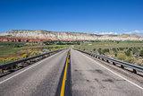 Scenic Byway 12 in Utah, USA