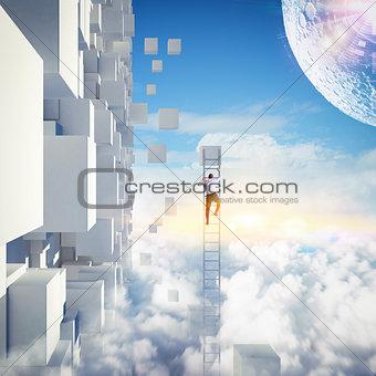 Climbing the future