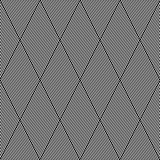 Diamonds pattern. Seamless  geometric texture.
