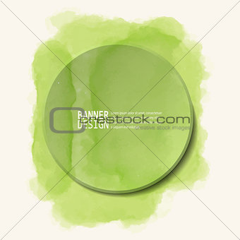 Abstract artistic Background with paint element.