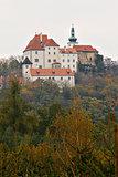 Vysoky Chlumec castle
